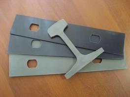 Комплект деталей полимерных для межрельсовых изолирующих стыков